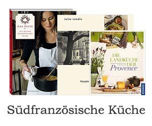 Südfranzösische Küche - Kochbücher