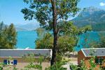 Ferienparks in den französischen Alpen