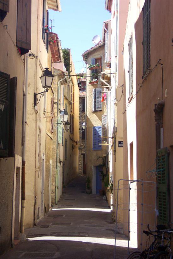 Antibes Altstadt, Juan les Pins