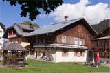 Ferienhaus in den französischen Alpen