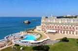 Hotel an der Atlantikküste Frankreichs