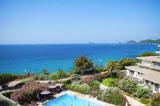 Hotel auf Korsika