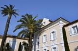 Hotel in der Provence