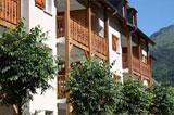 Hotel in den Pyrenäen