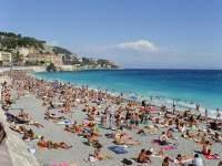 Südfrankreich, Nizza, Urlaub am Meer