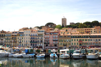 Hafen in Provence