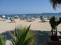 Strand Südfrankreich