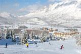 Wintersport in Südfrankreich